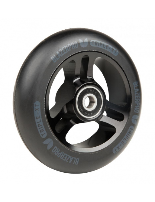 Wheel Blazer Pro Triple XT 100mm black