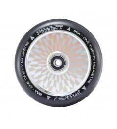 Fasen 120mm Hypno offset stříbrné kolečko