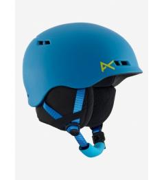 Helmet Anon Burner blue 2017/18 kids vell.L / XL / 52-55cm