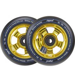 Wheels North HQ V2 110mm gold 2pcs