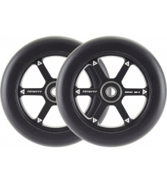 Wheels Trynyty Armadillo 120mm black 2pcs