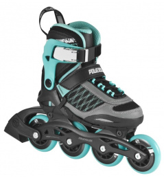 Kids Roller Skates Powerslide Phuzion 3 Girls