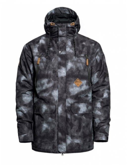 Jacket Horsefeathers Thorn gray camo 2020/21 vell.L