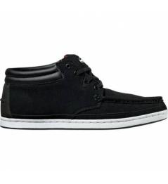 Shoes Dvs Hunt black suede 2012/2013 vell.US8.5