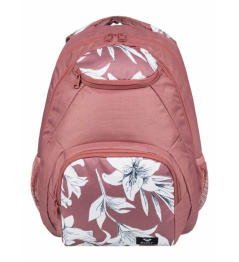 Roxy Shadow Swell Backpack 24L 737 mmg6 withered rose lily house 2018/19