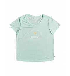 T-shirt Roxy Chasing The Swell 138 gcf0 brook green 2021 women's vell.S