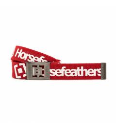 Horsefeathers Idol red 2020/21 belt