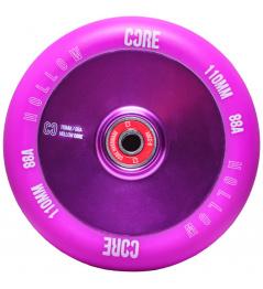 CORE Hollow V2 Scooter Wheel (110mm | Purple)