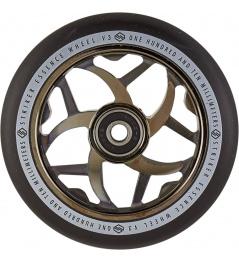 Wheel Striker Essence V3 Black 110mm Metallic Black
