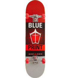 "Blueprint Skateboard Pachinko V2 8 ""Red"