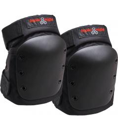 Protectors Triple Eight Street Skate Knee Pads M Black