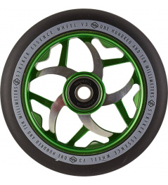 Wheel Striker Essence V3 Black 110mm green