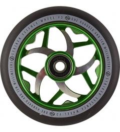Wheel Striker Essence V3 Black 110mm green