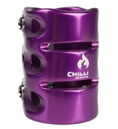 Chilli sleeve purple