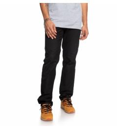 Pants Dc Worker Straight 136 kvj0 black 2019/20 vell.32