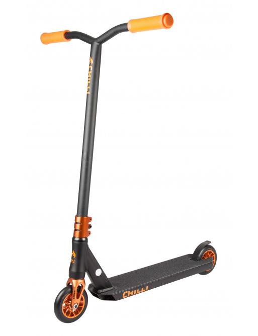 Chilli Sun Reaper 2017 freestyle scooter orange