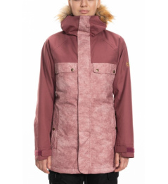 Jacket 686 Dream Indsulated crshd berry wash cblk 2019/20 women's vell.L