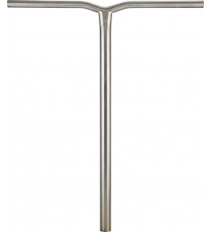Striker Titanium Bend HIC 710mm silver handlebars