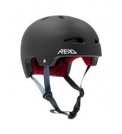 Helmet REKD Junior Ultralite In-Mold Black XXS / XS 49-52cm