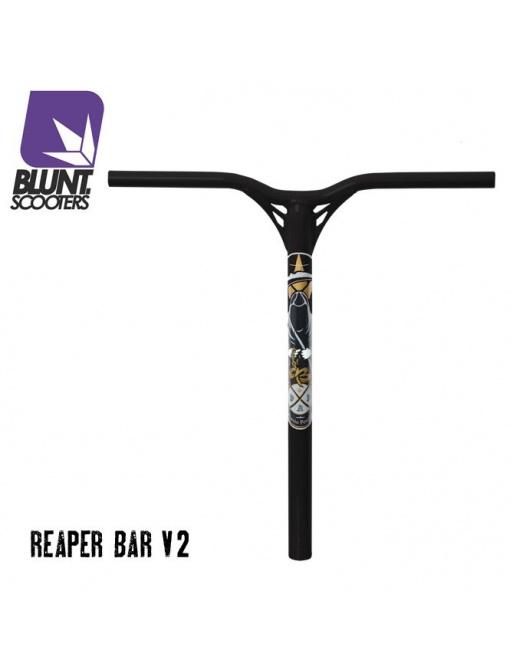 Blunt Reaper V2 handlebar black 650 mm
