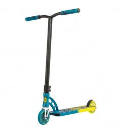 Freestyle koloběžka MGP Origin Pro Faded Petrol/Yellow