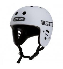 Helmet Pro-Tec FullCut Matte White M