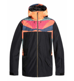Quiksilver Jacket TR Ambition 216 nml6 apricot orange tr sunrises 2019/20 vell.XL