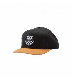 Nugget Hawke Cap Snapback C brown / black 2020