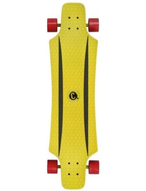 Longboard Choke Juicy Susi Long John Yellow
