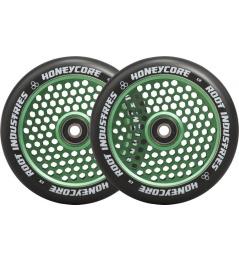 Root Industries Honey 110 mm black green wheel