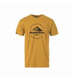 Triko Horsefeathers Hilly spruce yellow 2021/22 vell.M