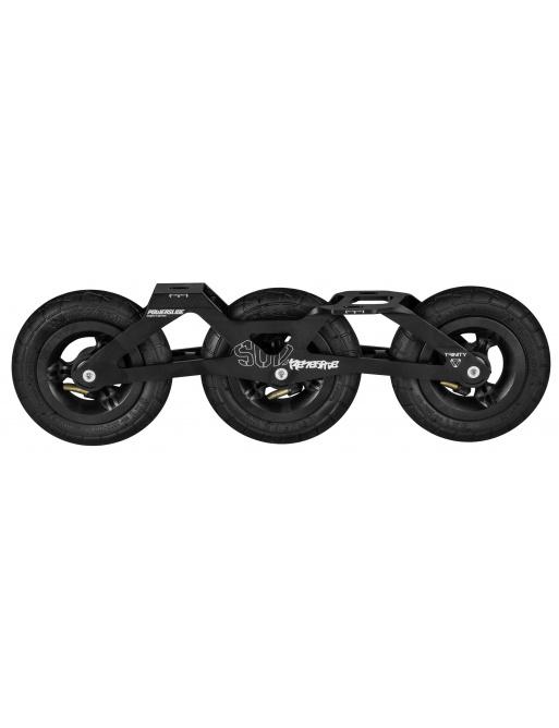 Chassis Powerslide Next Renegade 3x125 Trinity