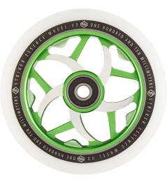 Wheel Striker Essence V3 White 110mm green