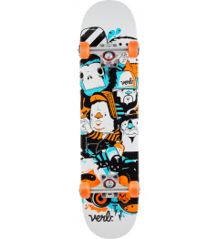 "Verb Skateboard 7.5 ""Theory One"