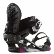 Snowboard bindings K2 Auto Agogo 10/11 W.black vell.S
