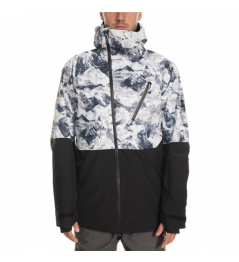 Jacket 686 GLCR Hydra Thermagraph white alps clrblk 2019/20 vell.L