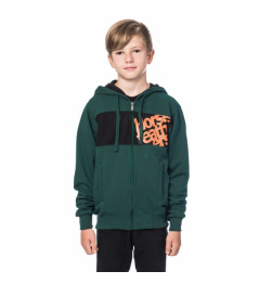 Sweatshirt Horsefeathers Rounder bistro green 2019/20 kids vell.M