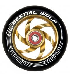 Wheel Bestial Wolf Twister 110mm yellow