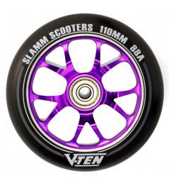 Slamm wheel 110mm V-Ten II Purple