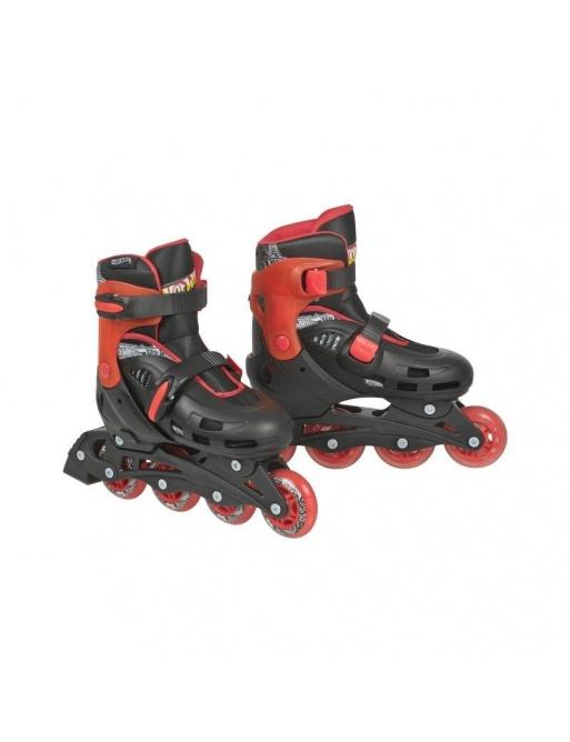 Hot Wheels Big Logo Roller Skates