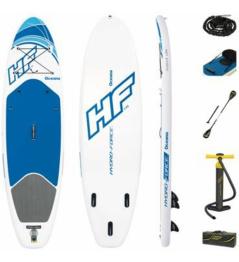Paddleboard HYDROFORCE Oceana XL Combo 10'x33''x6'' WHITE/BLUE 2020