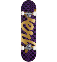 "Verb Skateboard 7.9 ""Schwe purple"