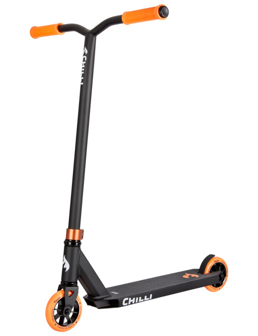 Freestyle Scooter Chilli Base Orange