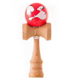 Kendama Nokaic Face Red