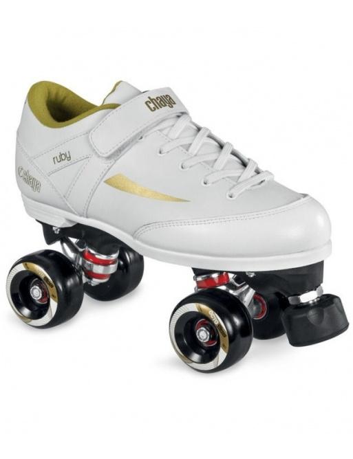 Chaya Quad Ruby Soft in-line skates
