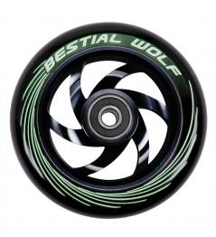Wheel Bestial Wolf Twister 110mm black