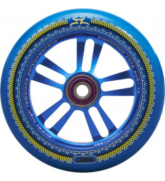 Wheel AO Mandala 110mm blue