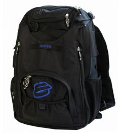 Elyts backpack black-blue