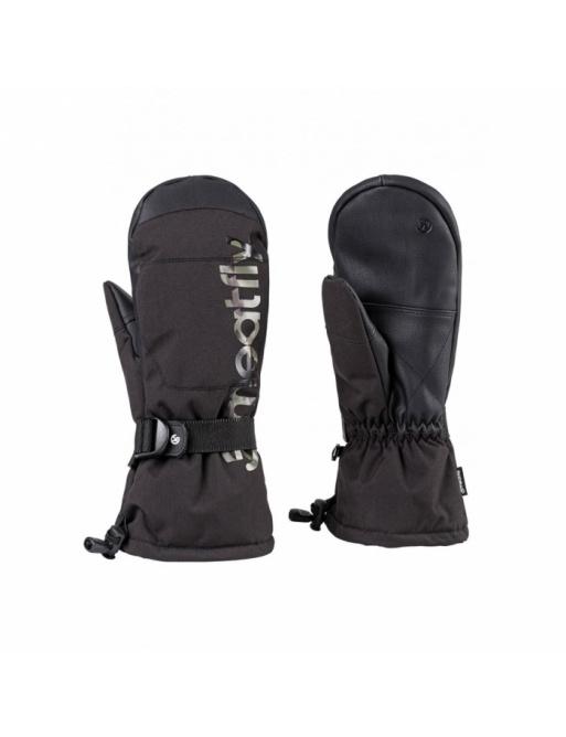 Gloves Meatfly Osbourne A black 2020/21 vell.M