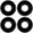 Longway ABEC 9 bearings